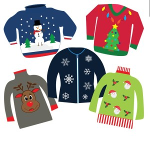 Happy Tots Day Nursery Christmas Jumpers