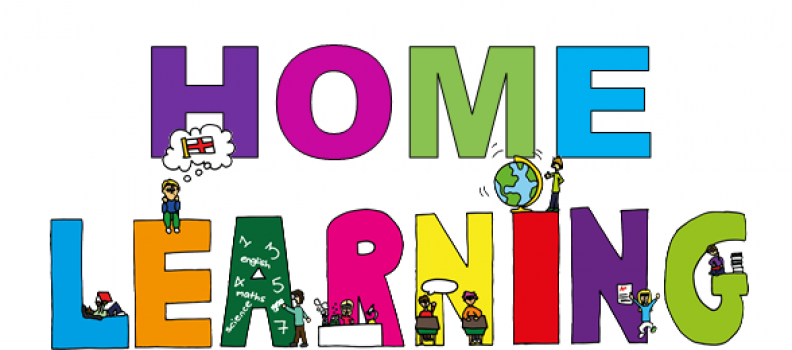 Home Learning….