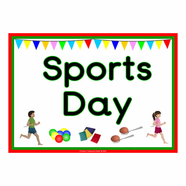 describe your school sports day event In my school sports day, the weather was sunny although it was  so happy  because i won in this event  adjectives to describe the feelings of the  champions.