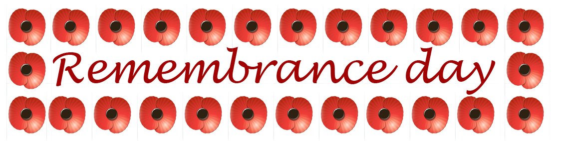 Remembrance Day | Happy Tots Day Nursery