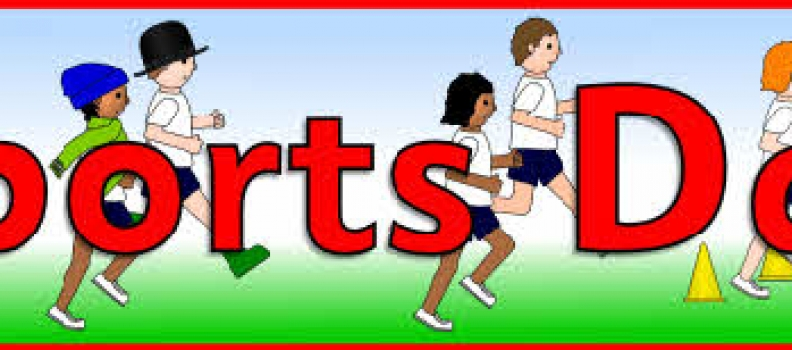 Pre School Sports Day Tomorrow!