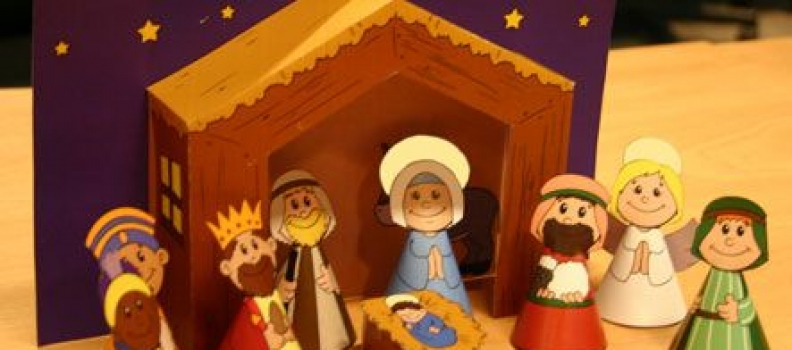 Pre School Owls Nativity