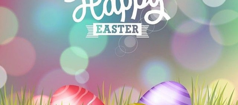 Happy Easter…..