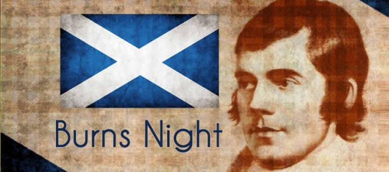 Preparing To Celebrate Burns Night!