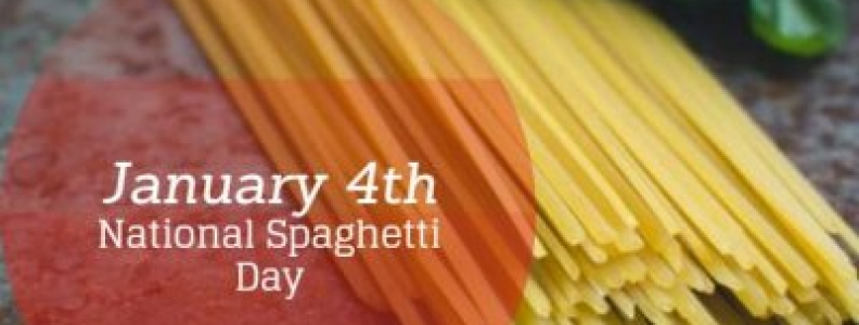 National Spaghetti Day 2018